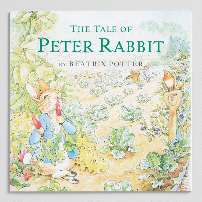 Tale of Peter Rabbit Paperback Book