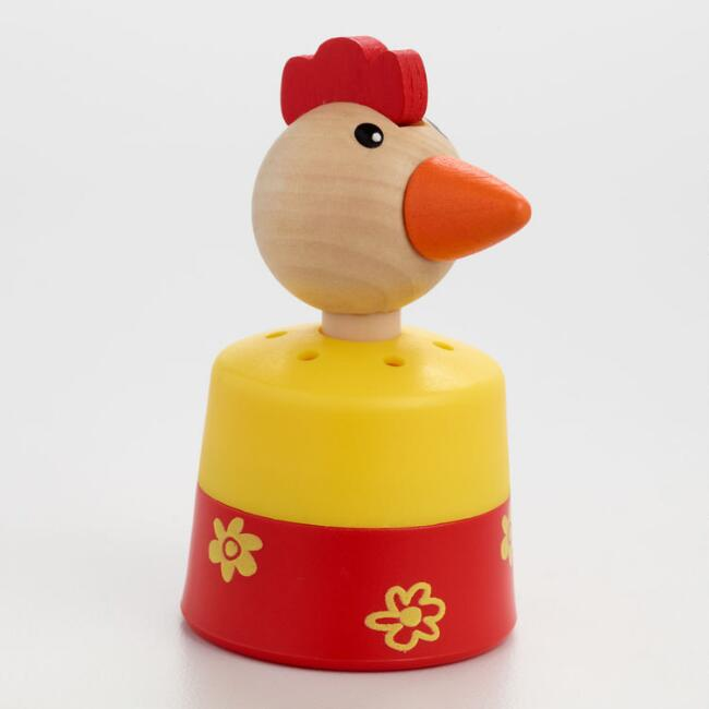 Crowing Rooster Toy