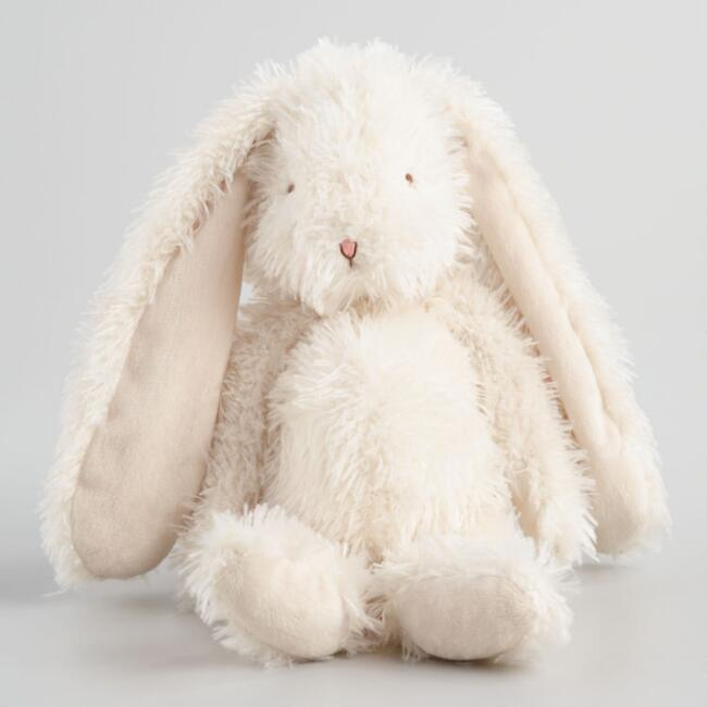 Hairy Harey Plush Stuffed Bunny