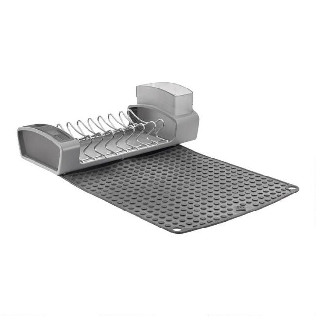 Fold Away Dish Rack