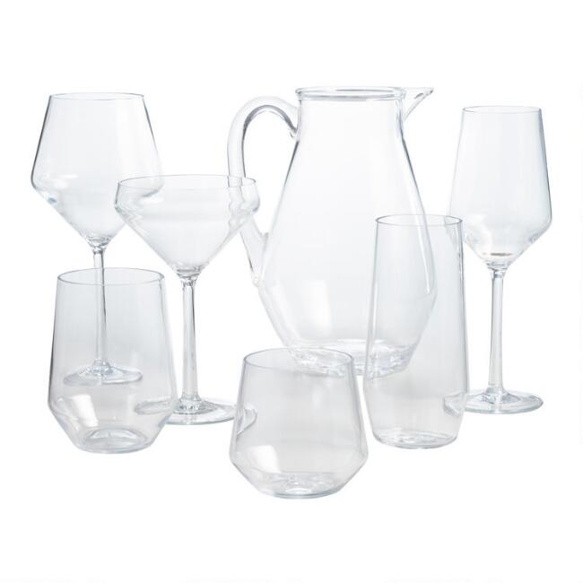 Napa Tritan™ Glassware Collection