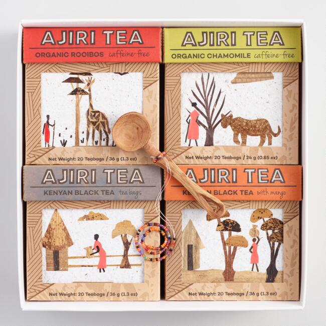 Ajiri Tea Gift Set