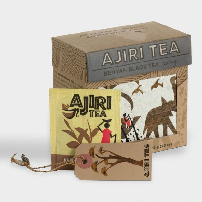 Ajiri Kenyan Black Tea 20 Count