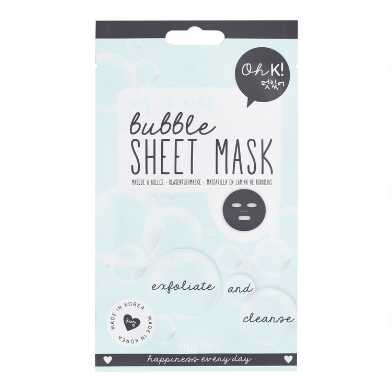 Oh K! Korean Beauty Bubble Sheet Mask Set of 2