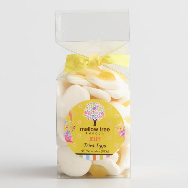 Mallow Tree Fried Egg Jelly Candies