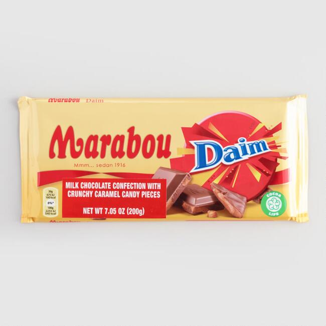 Marabou Daim Milk Chocolate Bar