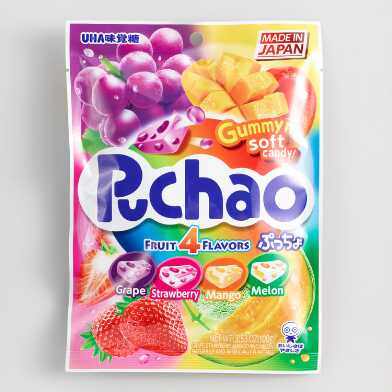 Puchao Mixed Fruit Gummy Candy