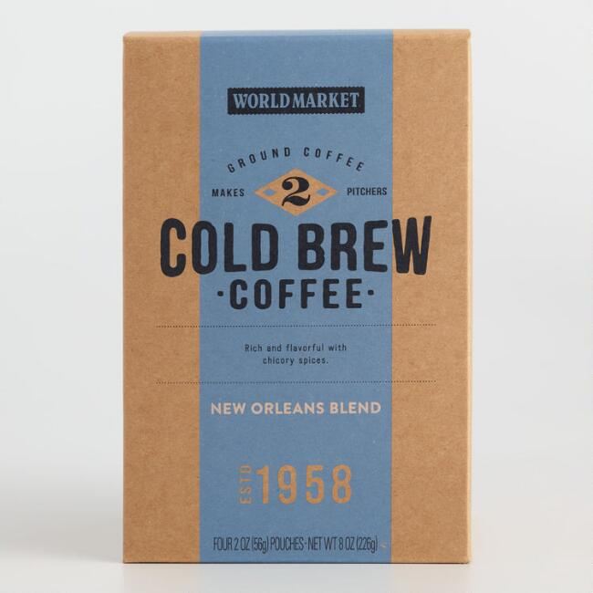 World Market® New Orleans Cold Brew Coffee Pods 2 Count