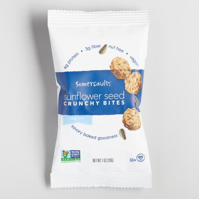 Somersaults Sea Salt Crunch Bites Snack Size
