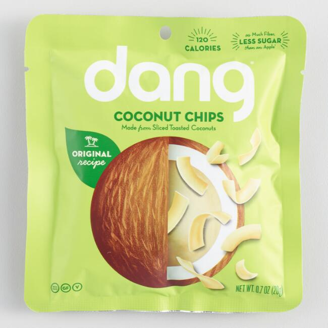 Dang Original Recipe Coconut Chip Snack Pack