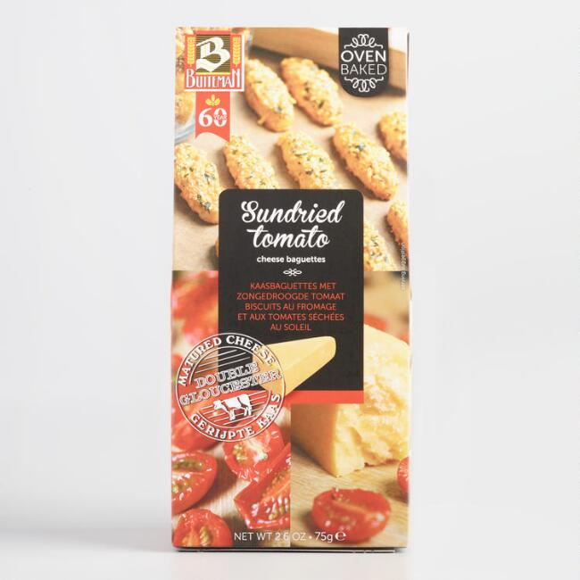 Buiteman Sundried Tomato and Cheese Mini Baguettes