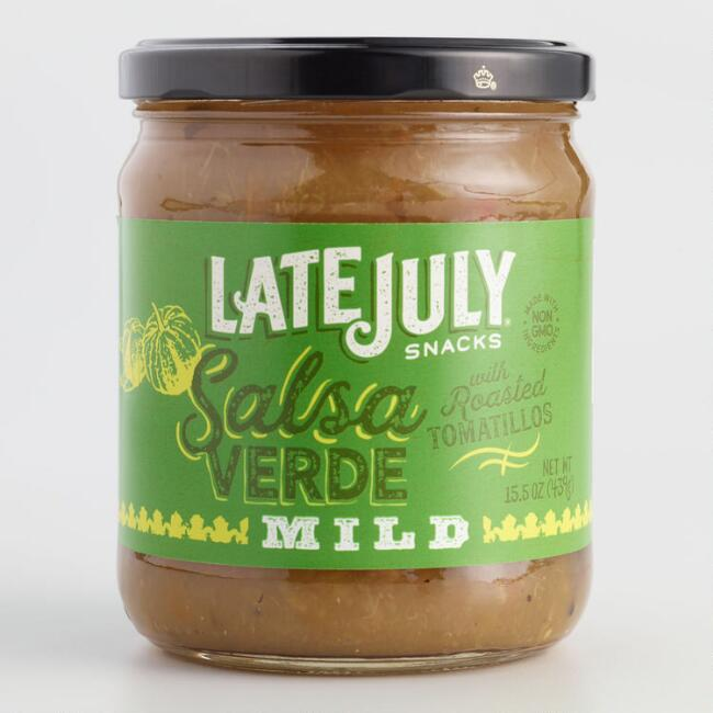 Late July Organic Verde Salsa