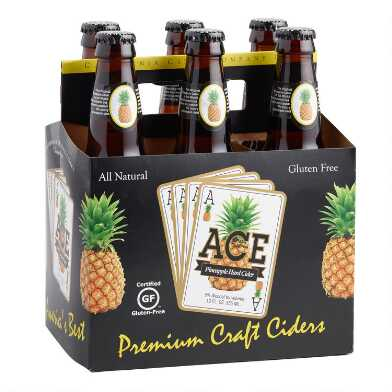 Ace Pineapple Cider 6 Pack