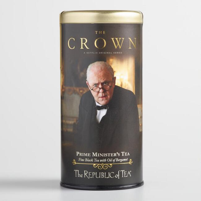 The Crown Prime Minister's Blend Earl Grey Tea 36 Count