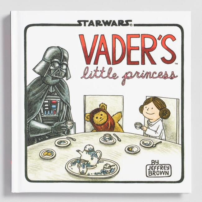 Star Wars® Vaders™ Little Princess Book