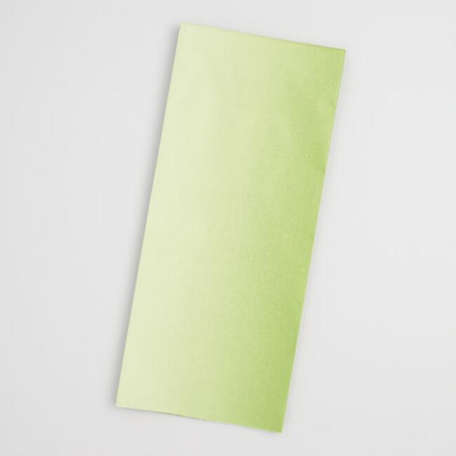 Ombre Tissue Paper Set of 2