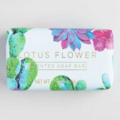 Castelbel Garden of Eden Lotus Flower Bar Soap