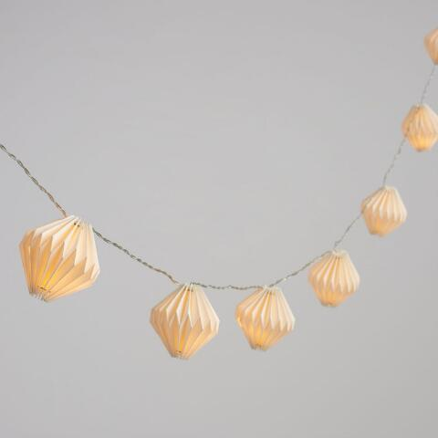 10 Bulb Battery Operated String Lights