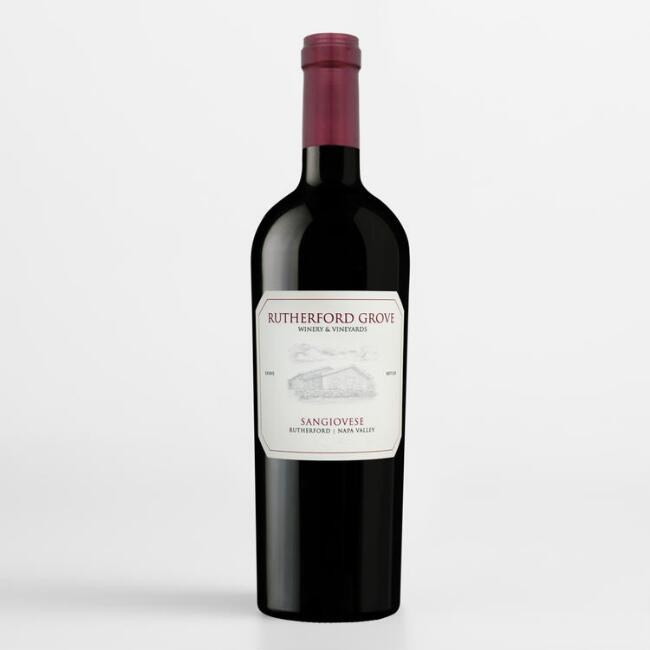 Rutherford Grove Sangiovese