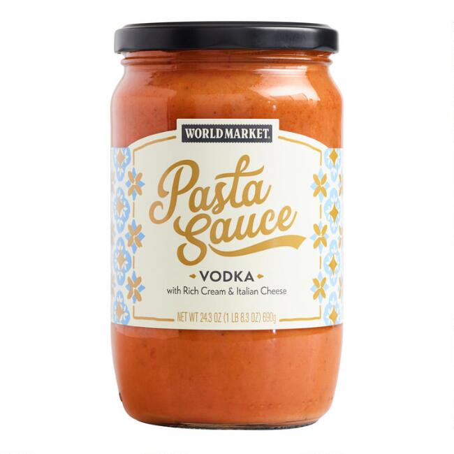 World Market® Creamy Vodka Pasta Sauce