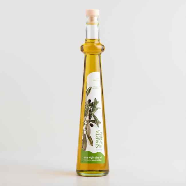 Sparta Platinum Extra Virgin Olive Oil