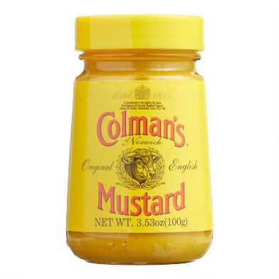 Colman's English Mustard Set of 2