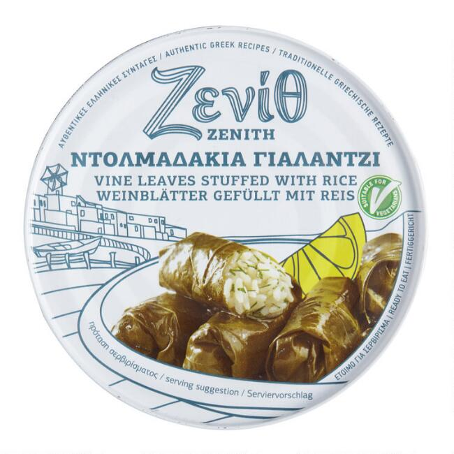 Zevio Stuffed Vine Leaves with Rice Set Of 6