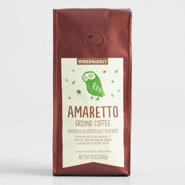 World Market® Amaretto Ground Coffee