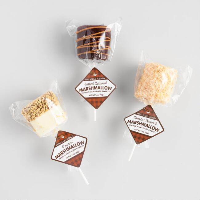Melville Giant Fall Chocolate Marshmallow
