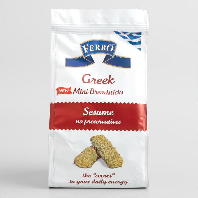 Ferro Mini Sesame Breadsticks