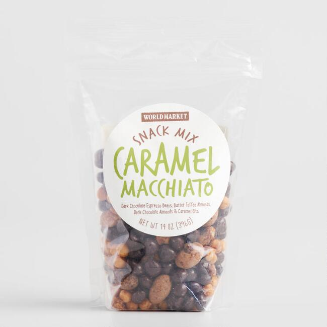 World Market® Caramel Macchiato Snack Mix
