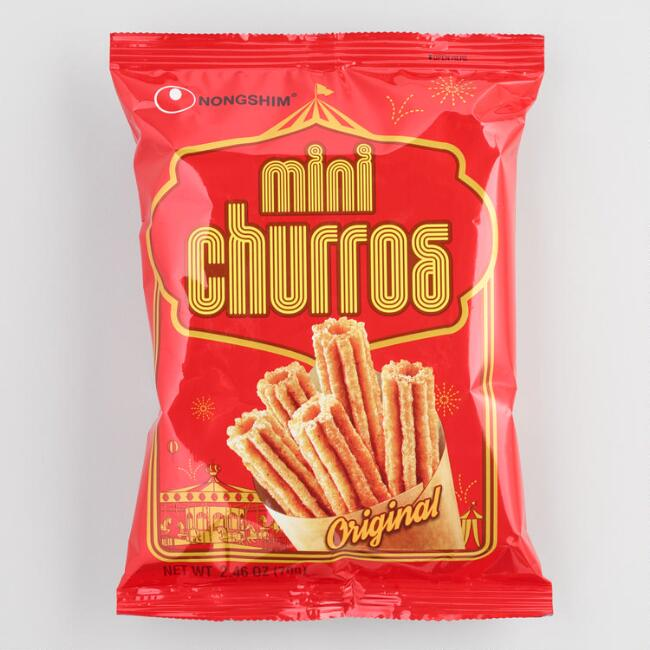 Mini Churro Snack