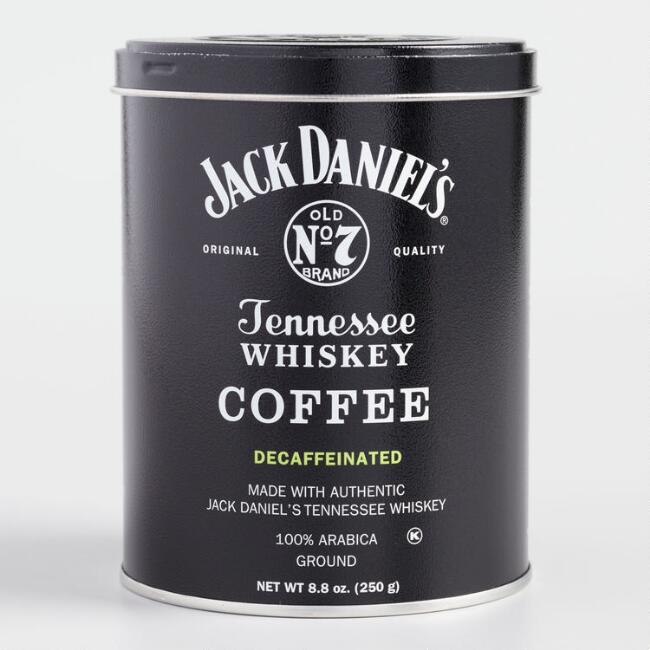 Jack Daniel's Tennessee Whiskey Decaf Coffee