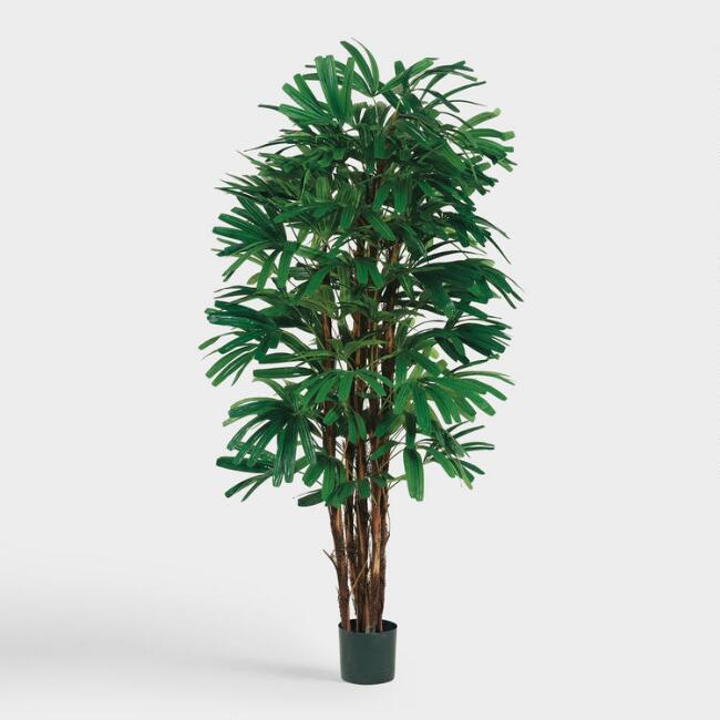 Medium Faux Rhapis Tree