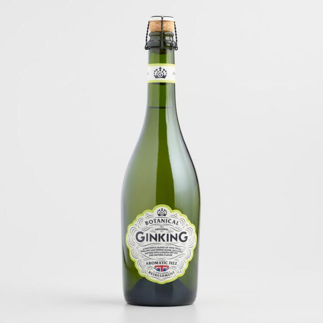 Ginking Sparkling Cocktail