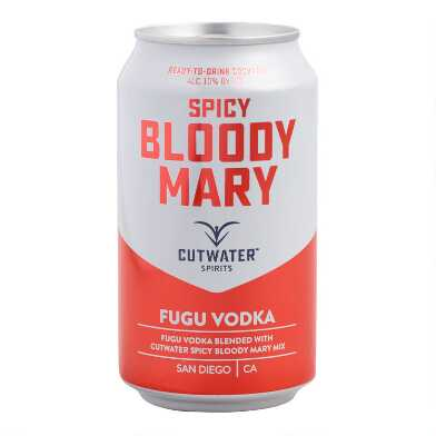 Cutwater Spicy Bloody Mary Cocktail