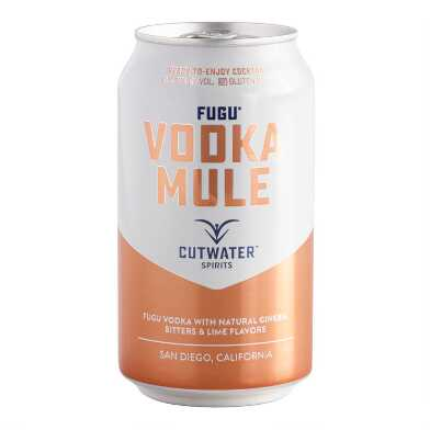 Cutwater Vodka Mule Cocktail