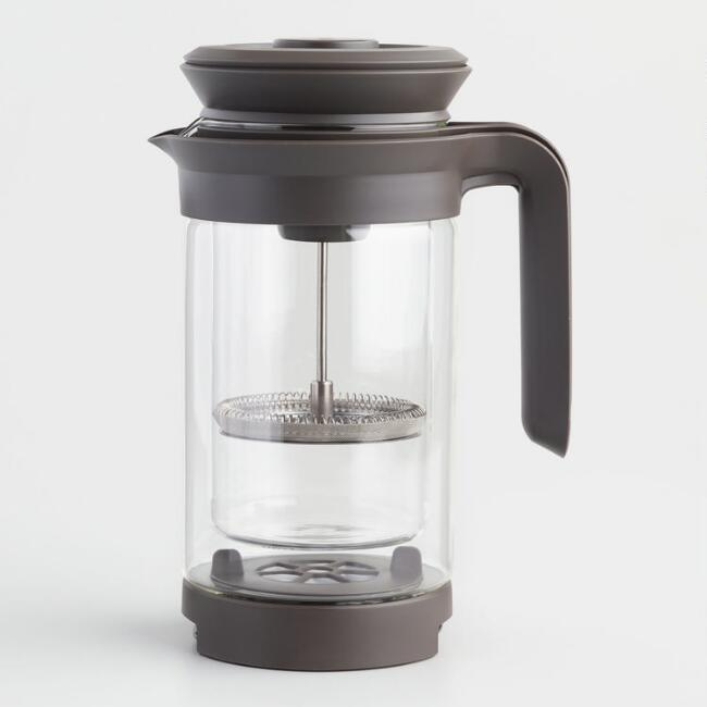Chef'n 3 in 1 Glass Coffee Brewer Kit