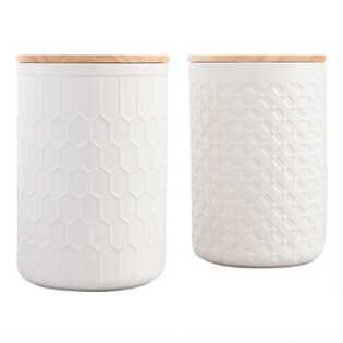 Storage Containers - Jars, Canisters | World Market