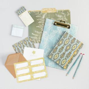 stationery journals and note cards world market