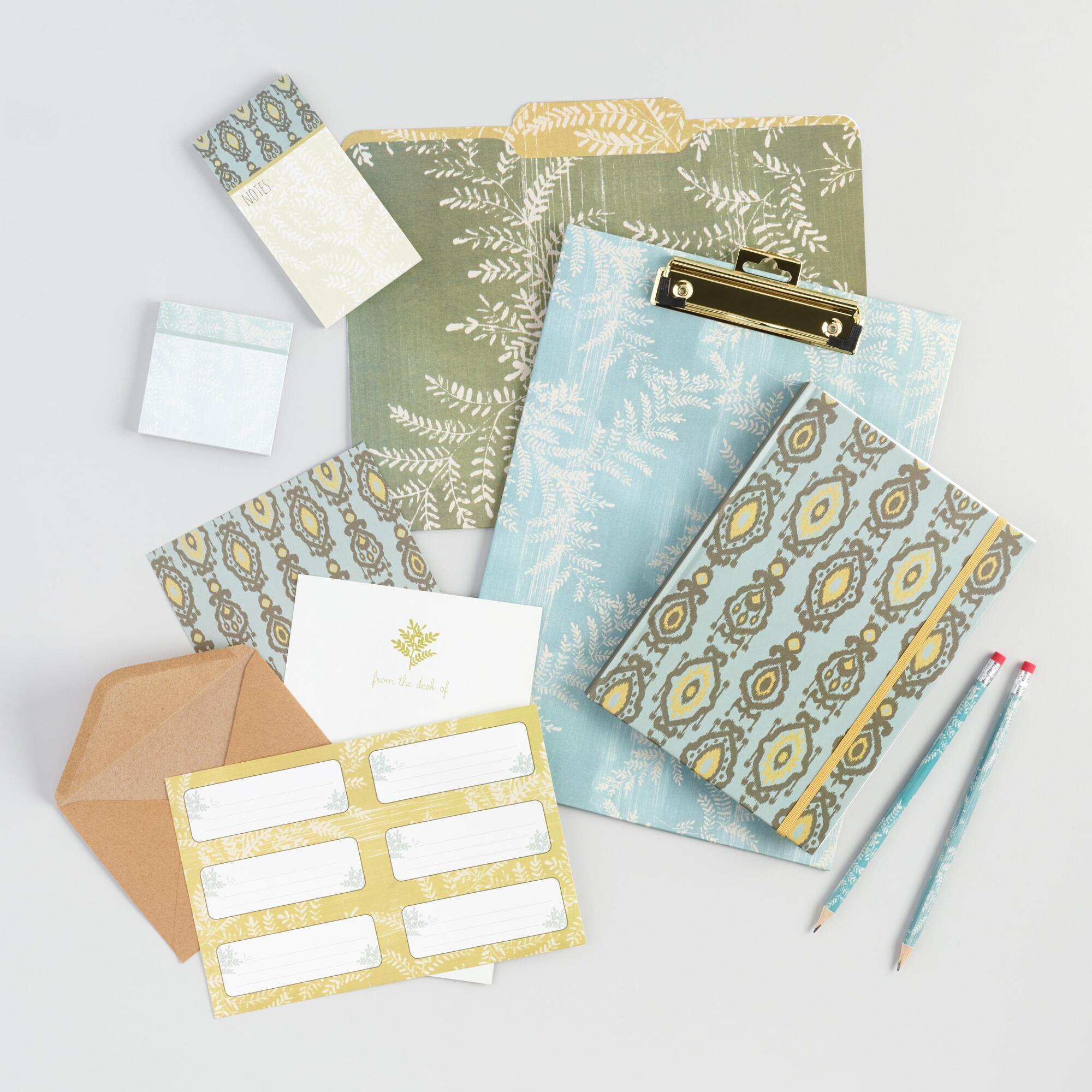 Yellowstone Stationery Collection by World Market