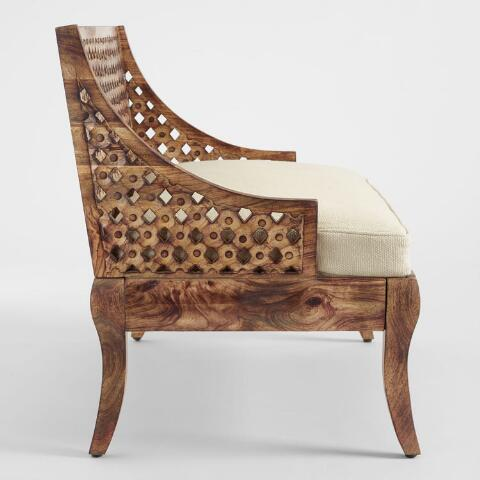 Fine Tribal Carved Wood Love Seat Pdpeps Interior Chair Design Pdpepsorg