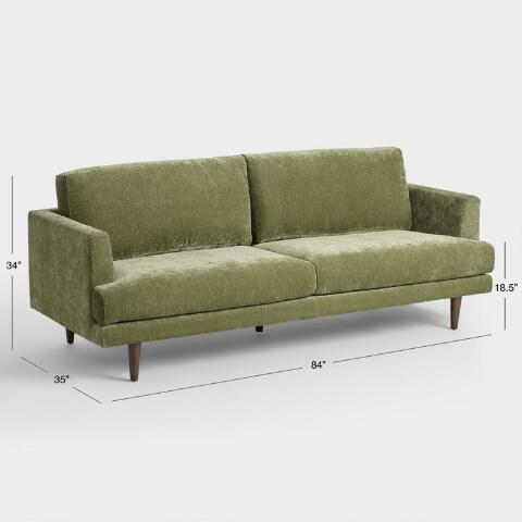 Surprising Sage Green Helena Sofa Gamerscity Chair Design For Home Gamerscityorg