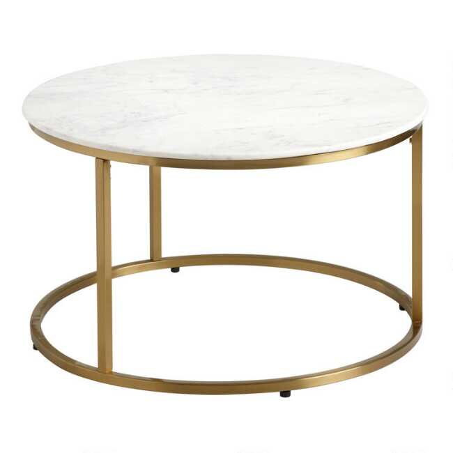 Magnificent Round White Marble Milan Coffee Table Pdpeps Interior Chair Design Pdpepsorg
