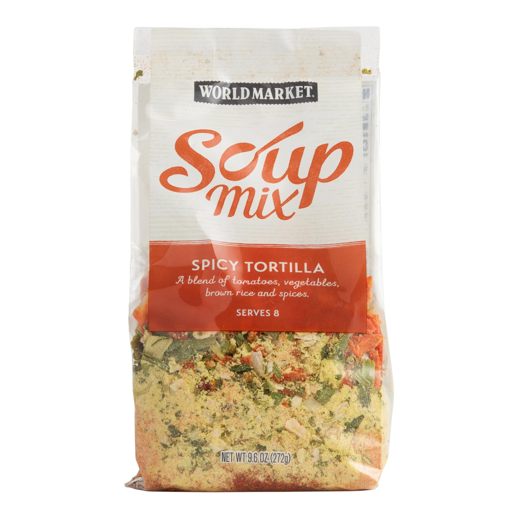 World Market® Spicy Tortilla Soup Mix Set of 2 by World Market