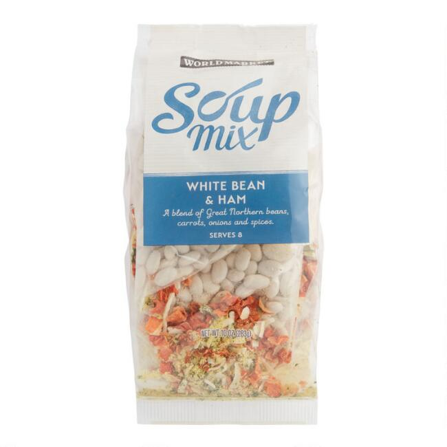 World Market® Bean and Ham Hock Soup Mix Set of 2