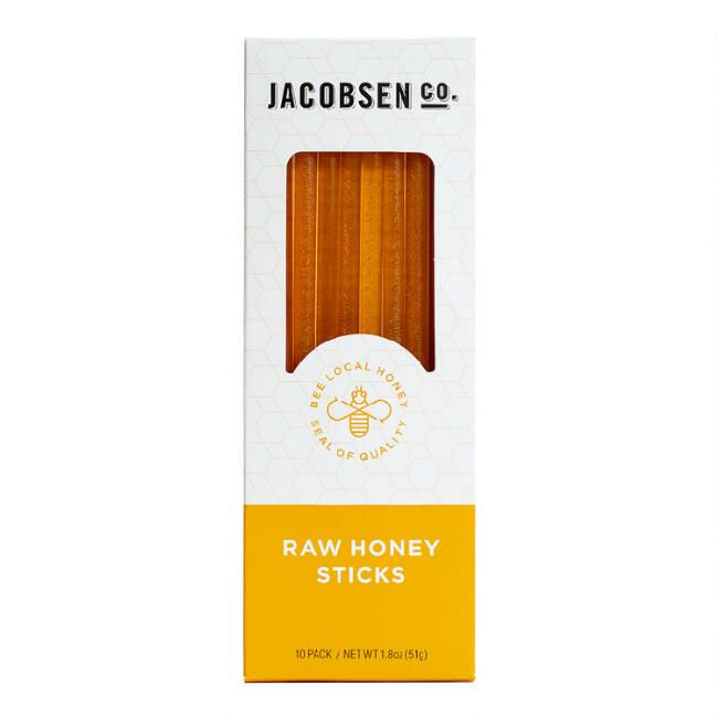 Bee Local Honey Sticks 10 Pack