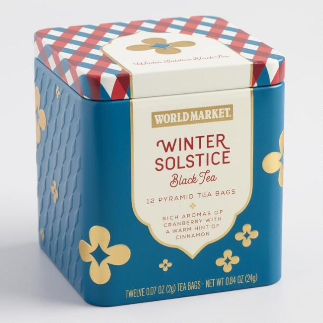 World Market® Winter Solstice Tea 12 Count