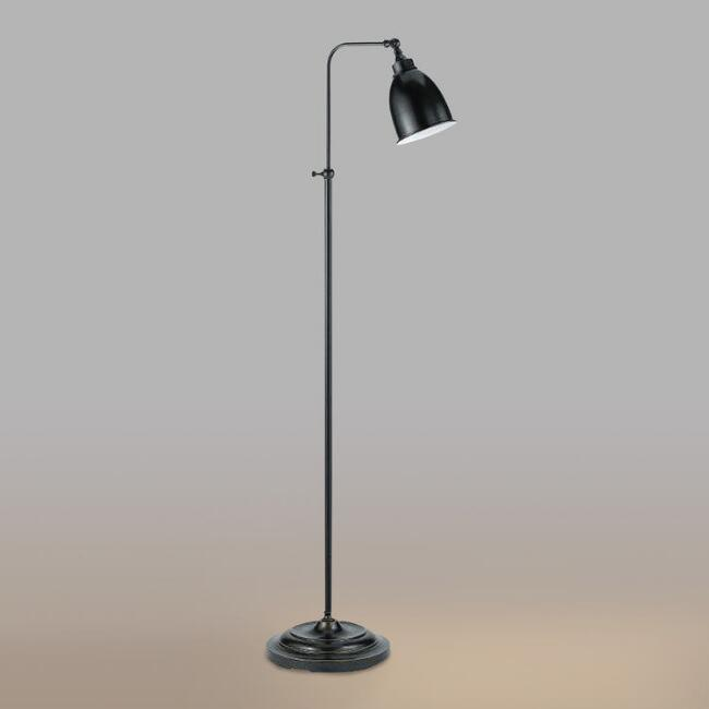 Bronze Pharmacy Floor Lamp