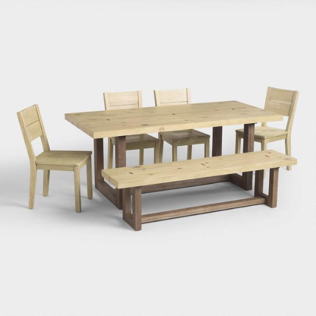 Two Tone Johan Dining Collection
